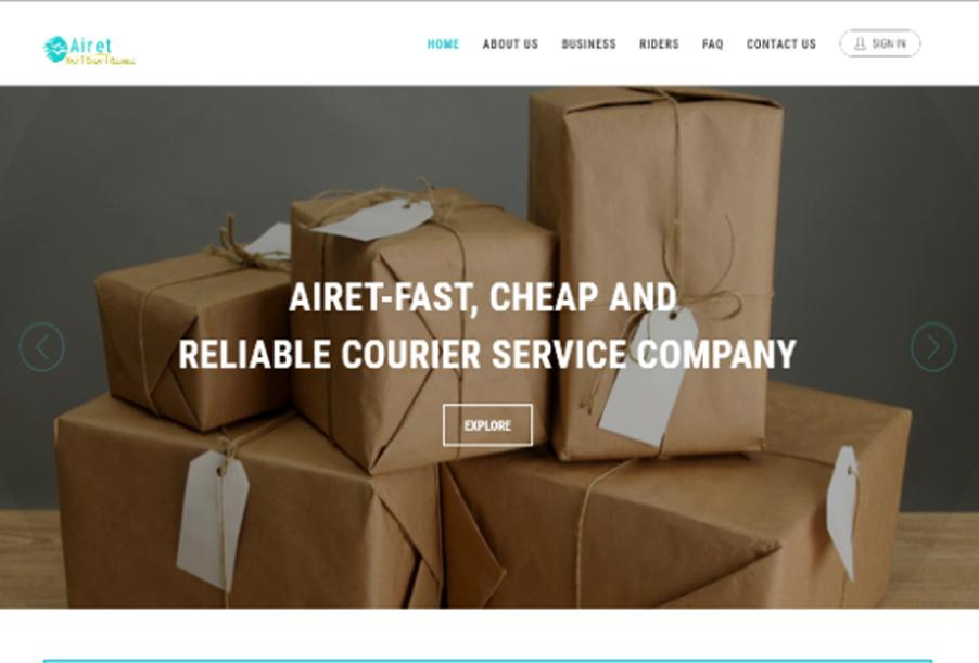 AIRET ,Courier Services in Melbourne, Australia