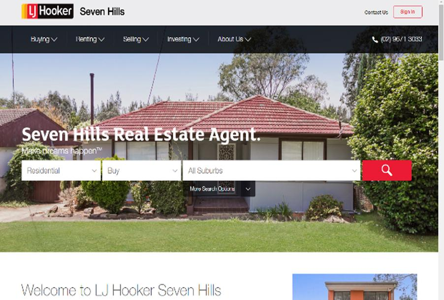 LJ Hooker Seven Hills Real Estate Agent,Indian Real Estate Brand-Services in Sydney, Australia